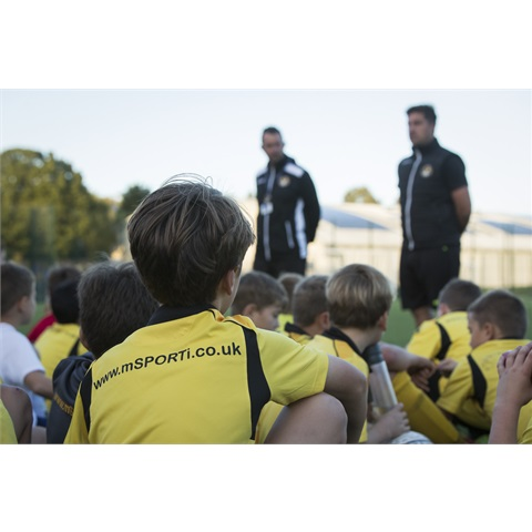 mSPORTi Independent School Football Academy Course at Beechwood Royal Tunbridge Wells July 2019