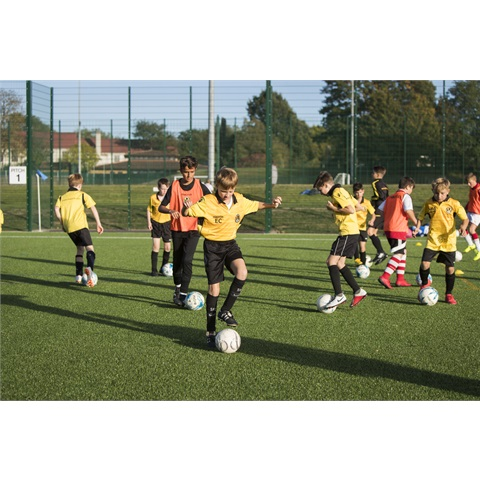 mSPORTi Football Academy at St Gregory
